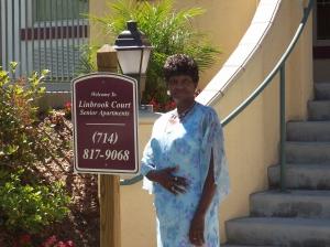 Lindbrook Court Resident Charlene Williams