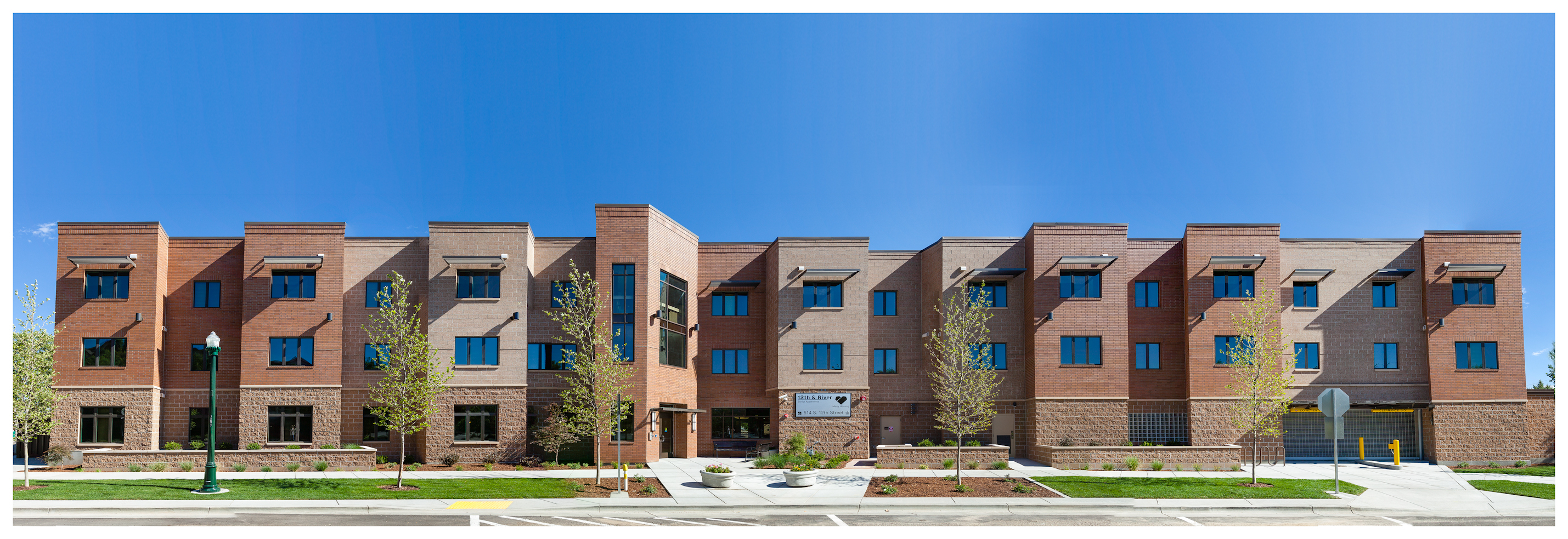 Mercy Housing Opens Senior Apartments At 12th And River Streets In Boise Me