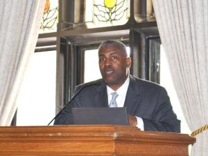 Charles Woodyard, CEO, Chicago Housing Authority