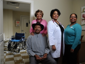 Health and Wellness services provided by Mercy Housing Resident Services