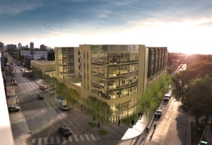 Rendering of Greenwich Park Apartments