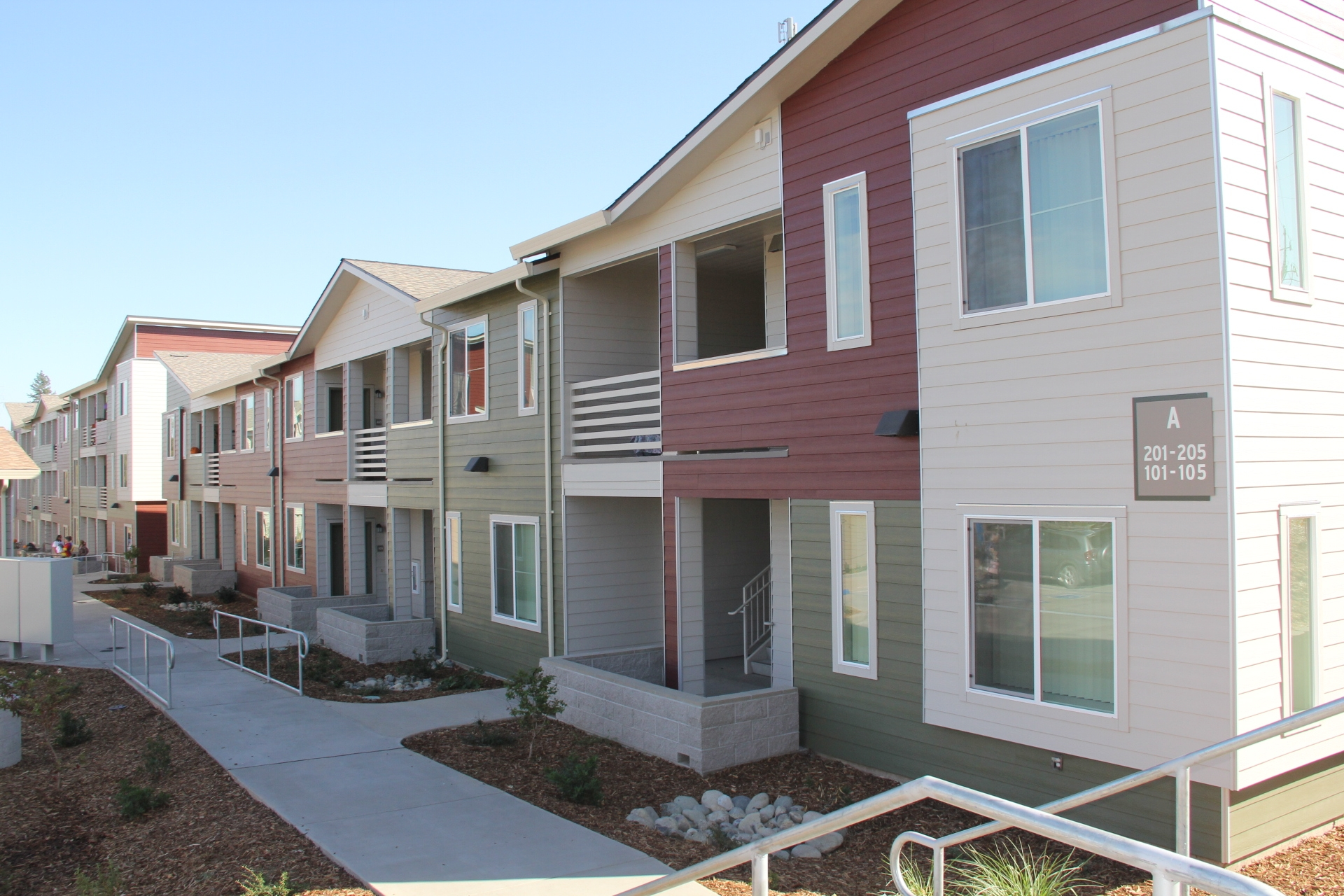 Mercy Housing Californiau0026#039;s Trailside Terrace