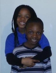 Rodney Davis's children