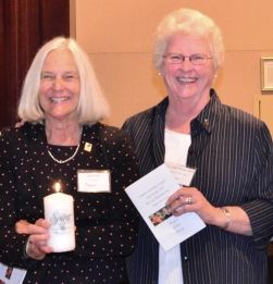 Sister Lillian Murphy & Jane Graf