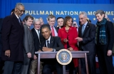 President Obama declares Pullman district a national monument