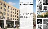 Rosenwald Courts Developers LLC close on the Historic Rosenwald Building in Chicago's BronzevilleNeighborhood.