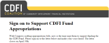 Mercy Loan Fund Encourages All to Sign CDFI Fund Appropriations Bill Petition
