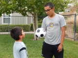 Soccer clinic aims to giveback