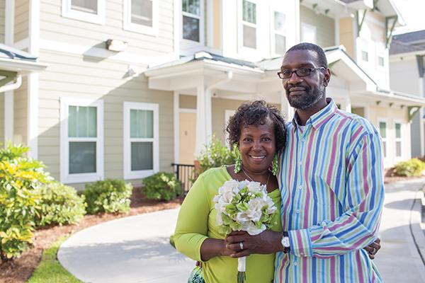 Savannah residents Craig and Ernestine