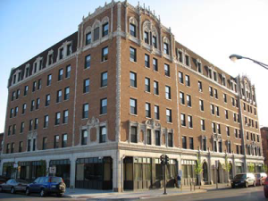 Leland Apartments, Mercy Loan Fund