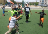Mercy Housing Kids Get Moving with New PEProgram