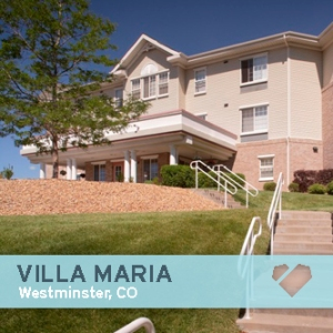Villa Maria, Westminster, CO