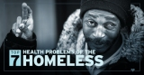 Top 7 Health Problems of the Homeless