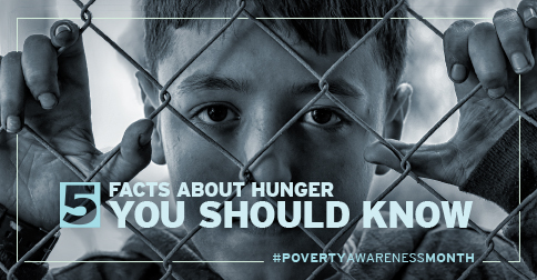 5 Facts About Hunger You Should Know