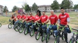 Janus Henderson Investors and Wish for Wheels Team Up to Bring Bikes to Mercy Housing Kids