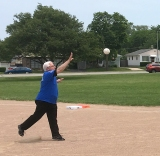 Sixteen Inch Society's Annual Ball Game Raises $16K for Mercy Housing Lakefront