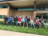 BCER Group and Wish for Wheels Partner to Bring Bikes to Mercy HousingChildren