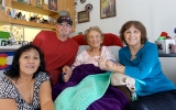 104-Year-Old Thrives with MercyHousing