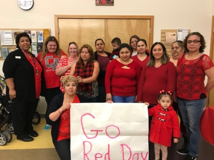 Feature 2_Appian Way Go Red Day