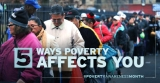 5 Ways Poverty Affects You